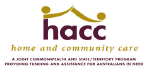 Home and Community Care logo