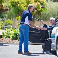 Need to get out and about?  Our transport services offer a flexible service with a fleet of vehicles that have been selected to support all levels of mobility.